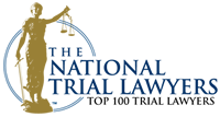 National Trial Lawyer - Top 100 Trial Lawyer
